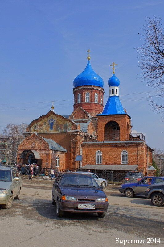 Тула, Свято-Покровский храм