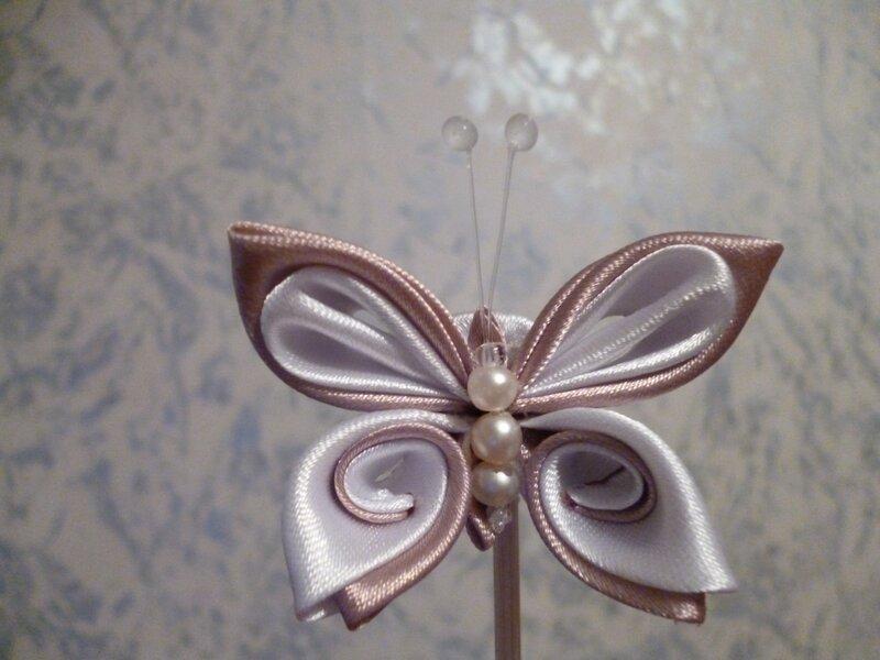 Как сделать бабочку казанши