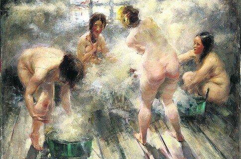 Барин в банях