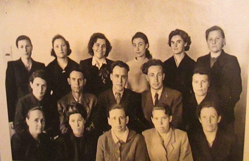 Выпуск 1958г.