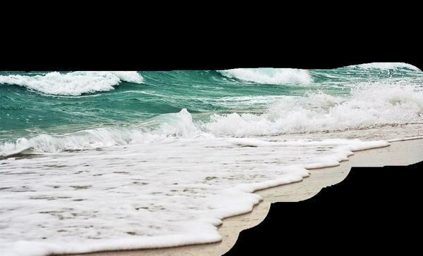 Море в пнг на прозрачном фоне