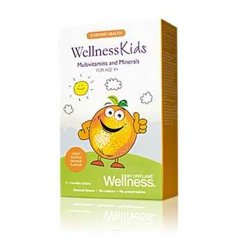 Wellness Kids Multivitamins