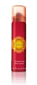 Женский спрей-дезодорант для тела Felicity