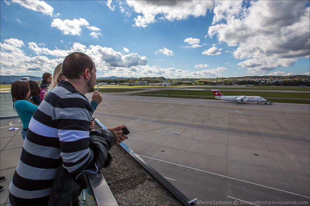 Цюрих аэропорт