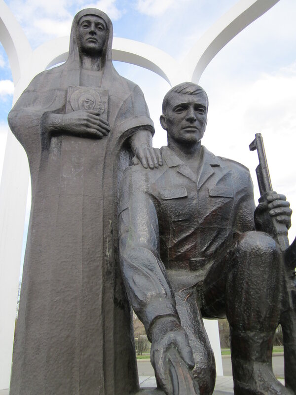мемориал «Сыновьям Хакасии, погибшим в локальных войнах».