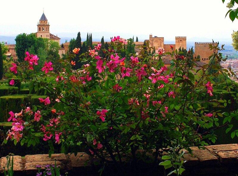 Испания, Альгамбра