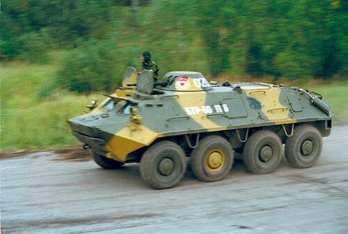 Советский БТР-60П составит конкуренцию современным аналогам