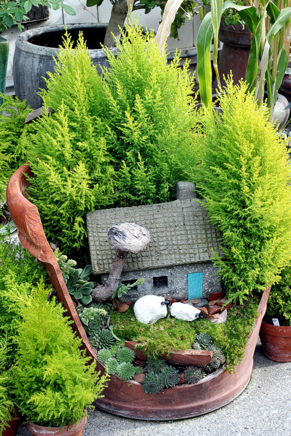 minik bahçe