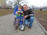 Жигулёв Дима с сыном