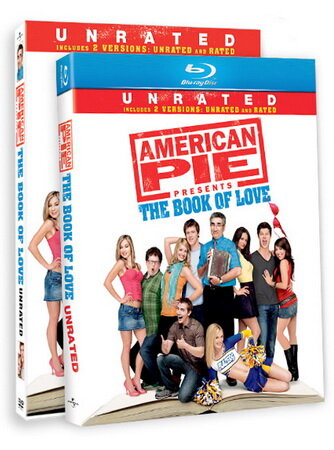 ������������ �����: ����� ����� - American Pie Presents: The Book of Love (2009) BDRip