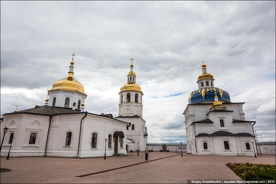 Абалакский мужской монастырь