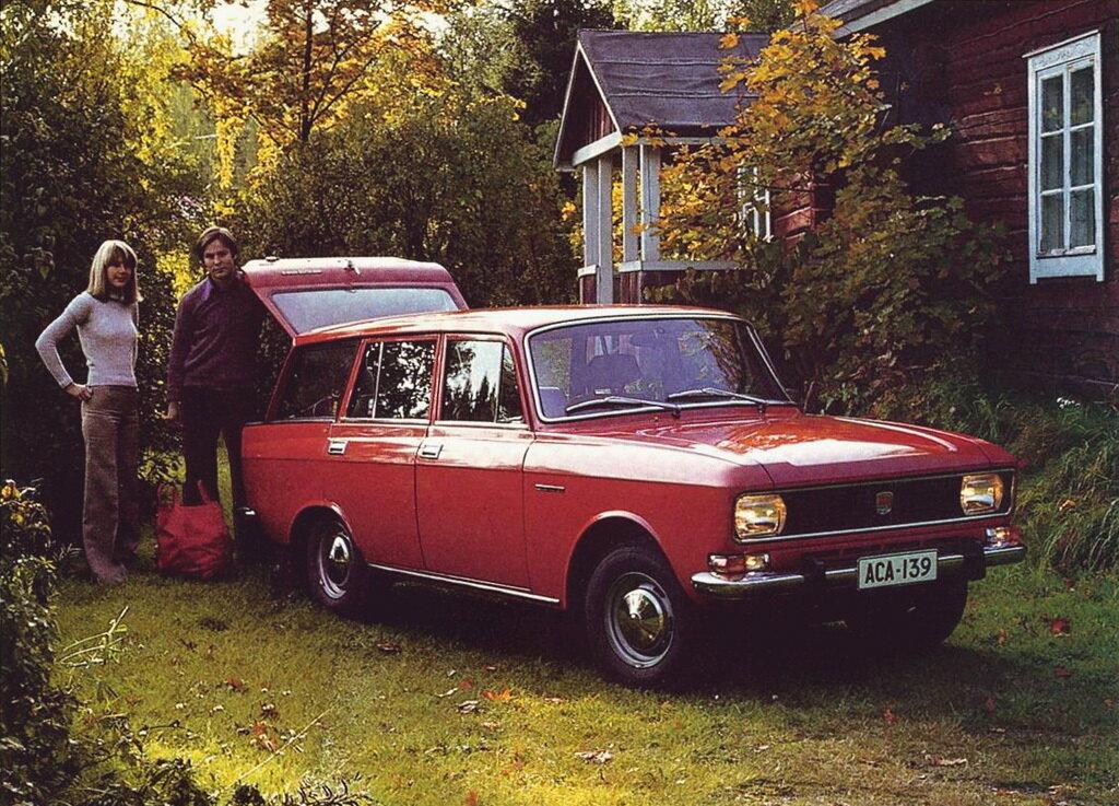 Советские автомобили в рекламе