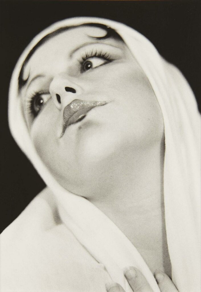 Cindy Sherman Madonna, 1975
