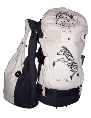 Эргономичный рюкзак сумка мешок хлопок