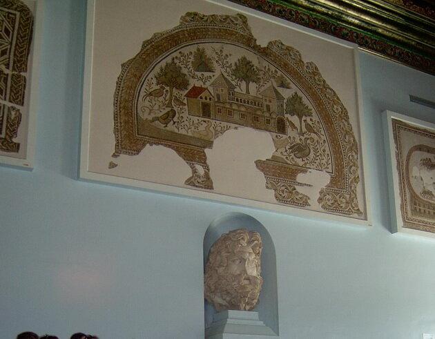 Музей Бардо в Тунисе