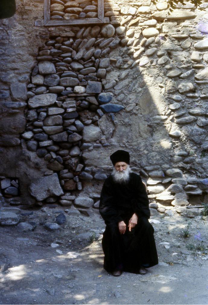 Священник из Тбилиси