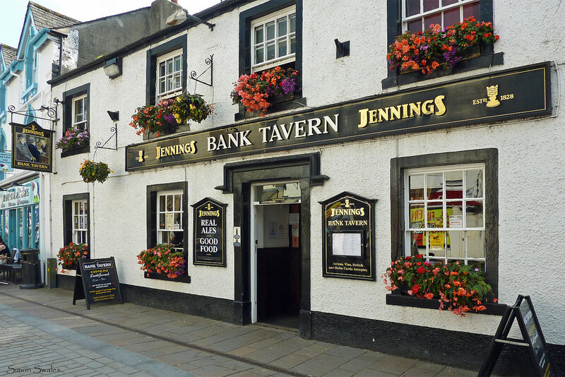 Bank Tavern, Main Street, Keswick, Cumbria