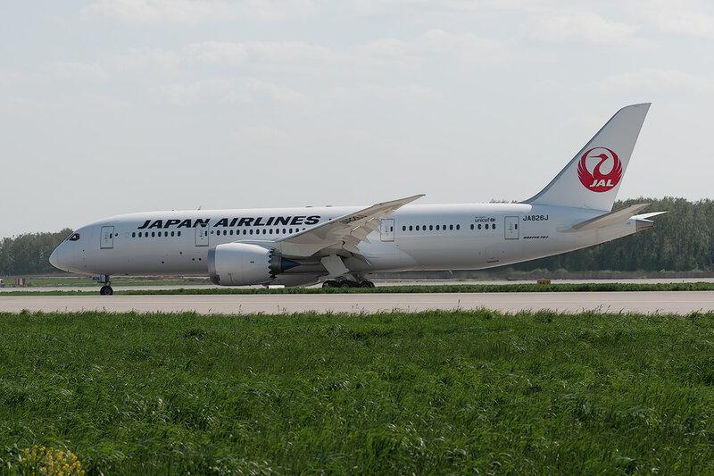 Boeing 787-846 (JA826J) JAL DSC0175