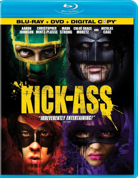 Пипец / Kick-Ass (2010) DVD5 + HDRip