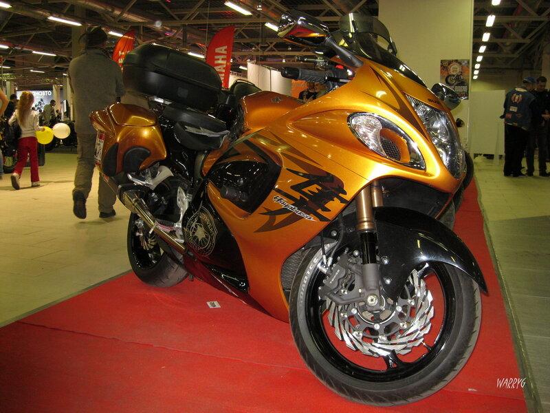 Мотоцикл мотоклуба «Штрафбат».