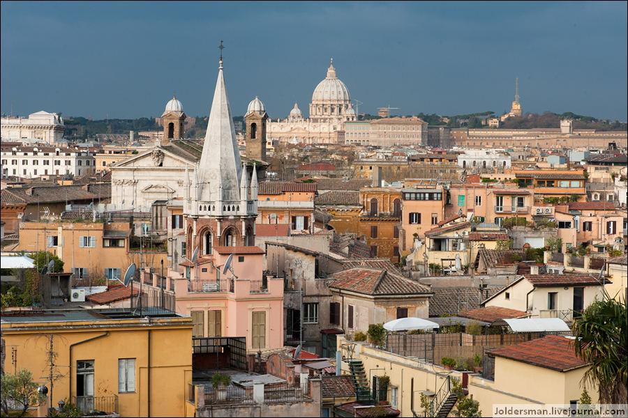Рим достопримечательности
