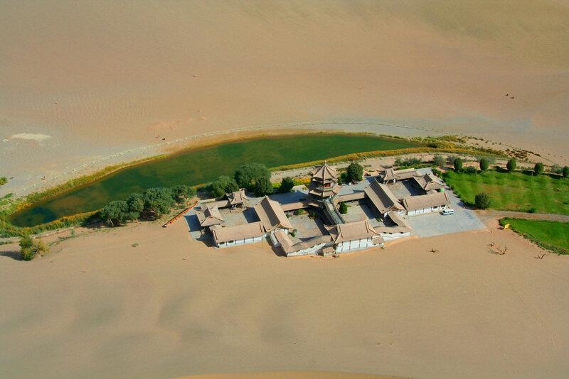 Жемчужина пустыни Гоби