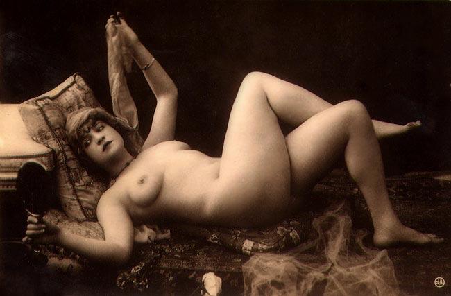 старые фото эротические