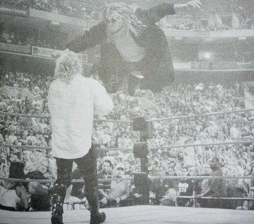 WWE: Эдж и Гангрел