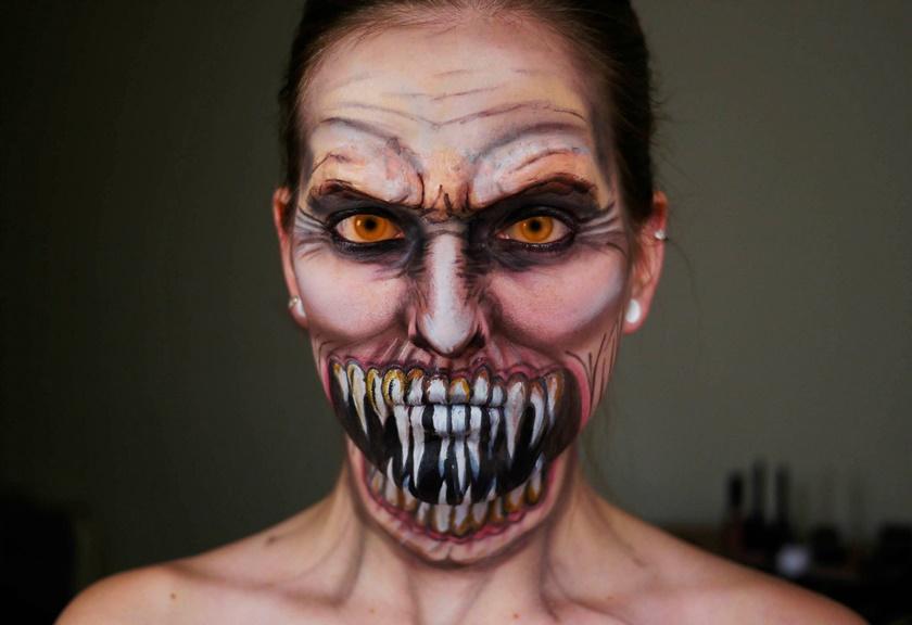 Девушка потрясающе меняет свое лицо с помощью макияжа 0 142255 308a5faf orig