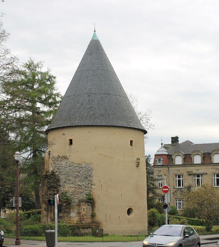 Башня Камуфле (Tour Camoufle), Мец