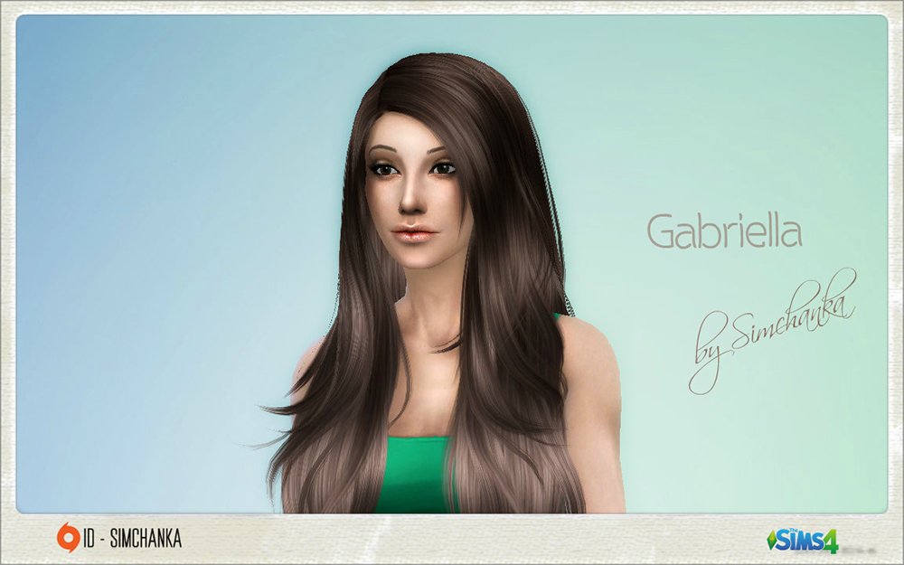 Gabriella by Simchanka