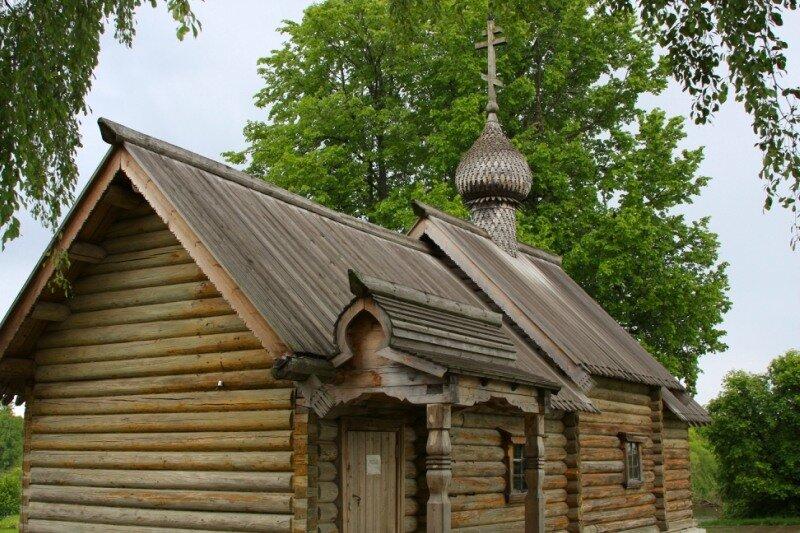 Старорусская архитектура