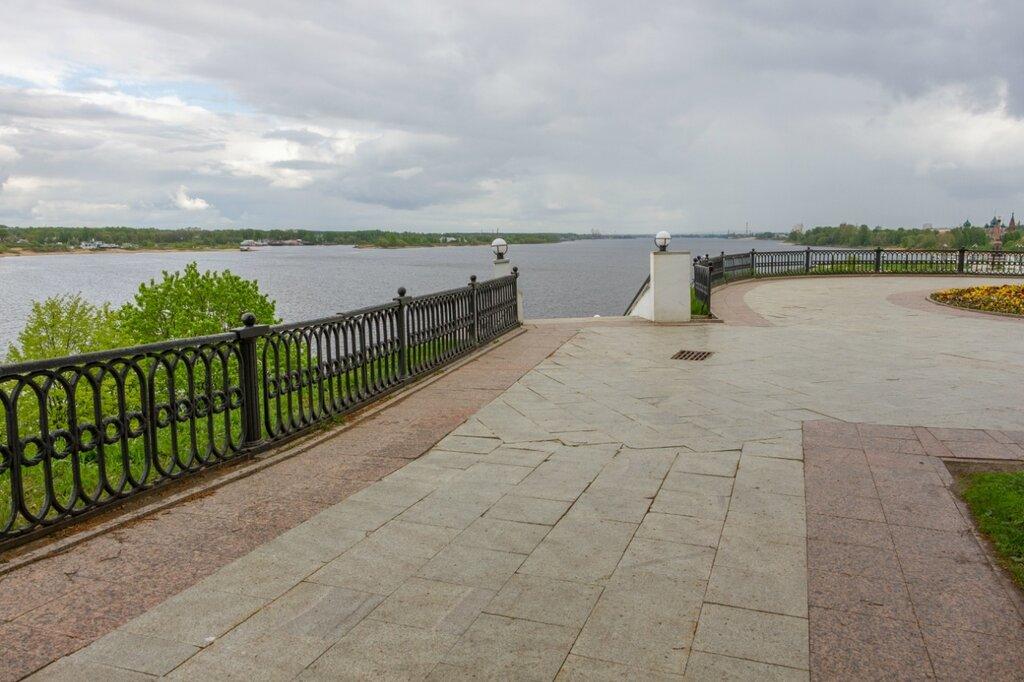 Набережная Волги, Ярославль
