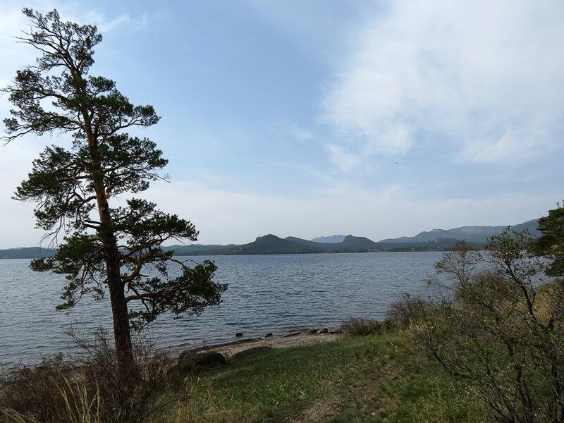 Боровое. Берег озера - 2012 год. Комментарии к фото - Кокшетау Онлайн