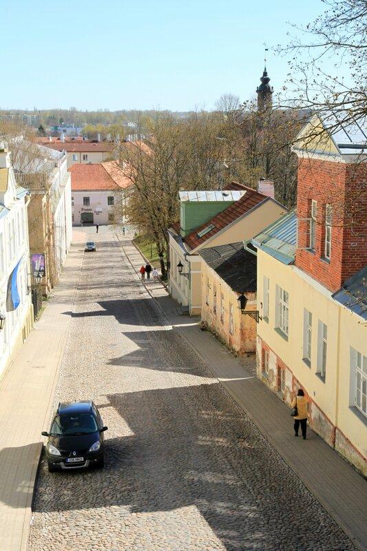 Эстония, Тарту, парк Тоомемяги