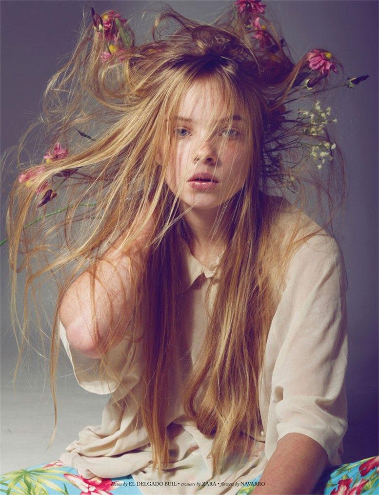 модель Soveija, фотограф Antia Pagant
