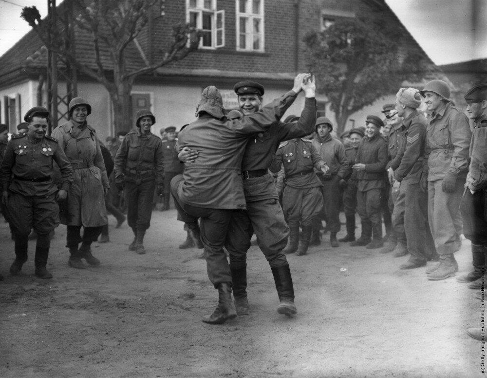 Germany, May 1945