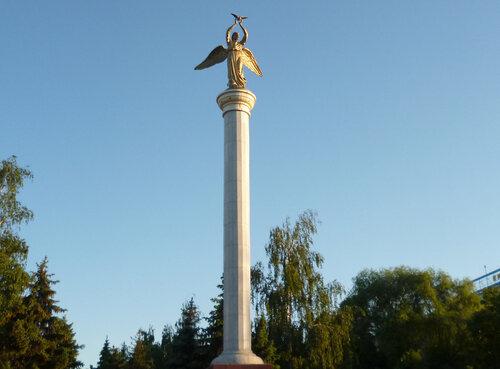 Добрый ангел мира, памятник в Пензе