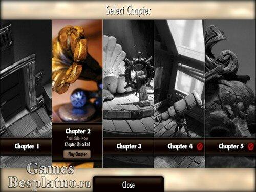 The Dream Machine: Chapter 1-3