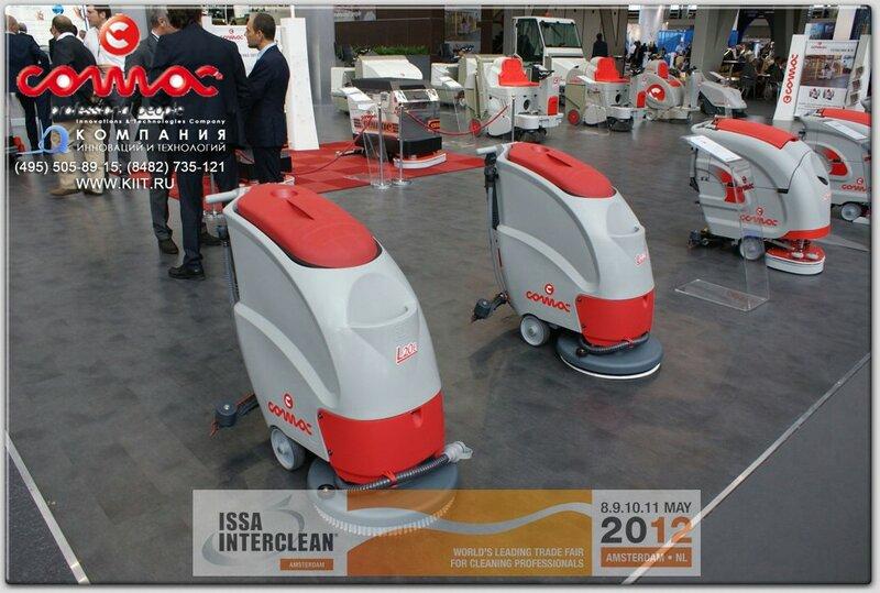 Продукция COMAC популярные итальянские поломоечные машины