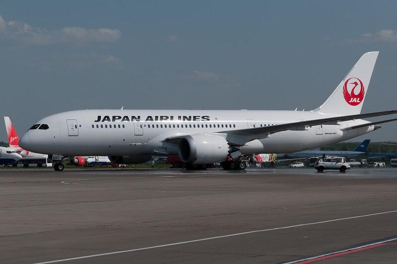 Boeing 787-846 (JA826J) JAL DSC0178
