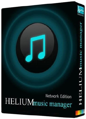 Helium Music Manager 8.6.2 Build 10750 Network Edition