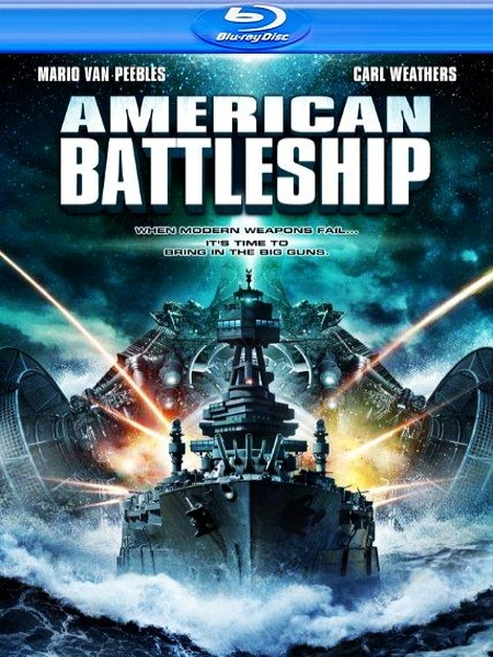 ������������ ������ ������� / The American Battleship / American Warships (2012) HDRip