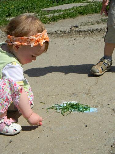 Конкурс детского рисунка. Мила Дмитренко