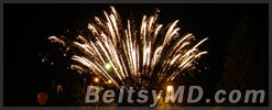 Салют в День города Бельцы 22 мая