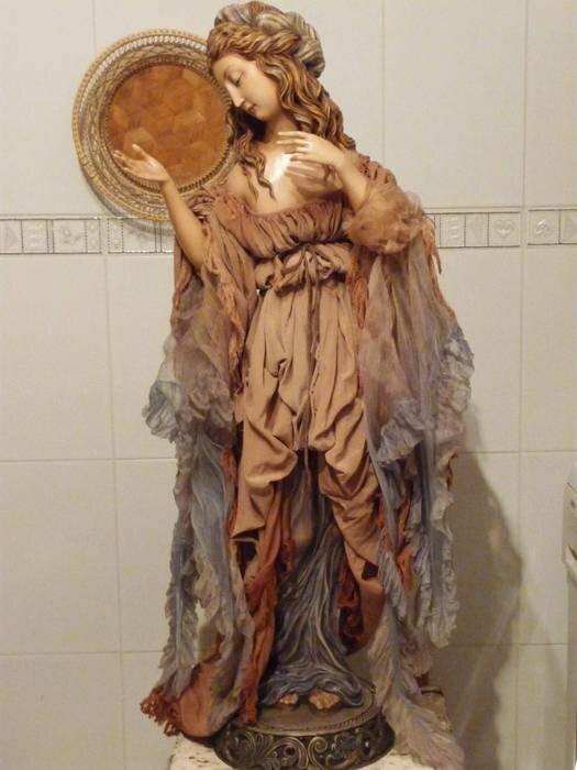 Деревянные куклы от Юлии Сочилиной