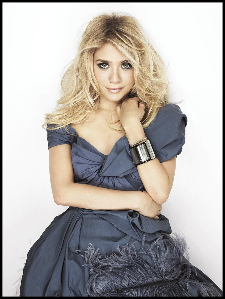 Эшли Олсен (Ashley Olsen) сентябрь 2007