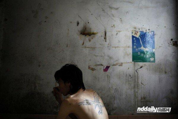 Последние 19 дней китайского наркомана