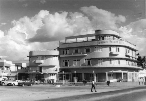 Grand Hôtel, Usumbura