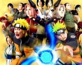 ����� ������, ������� 2012 - (Naruto Video)
